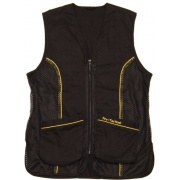 pro-tactical black shooting vest clay target 2